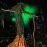 Fire Ceremony to Stickman