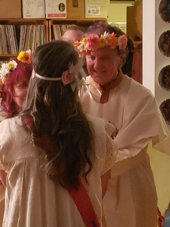 Dave Miller's Wedding