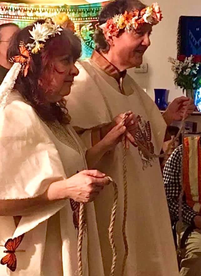 Dave & Cheryl's Wedding